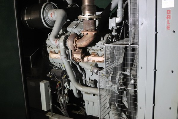 Under the Hood Dale 700kVA Synch Generator