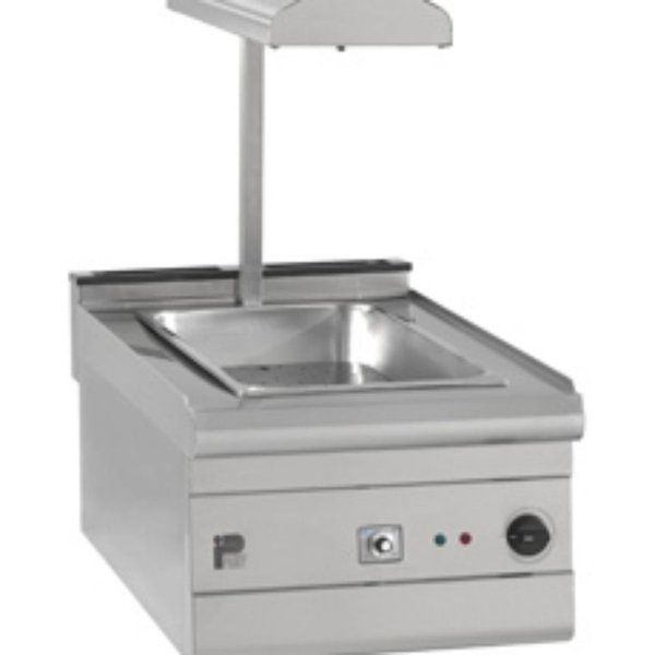 Parry Chip Shuttle / Warmer ideal for small takeaways or cafe