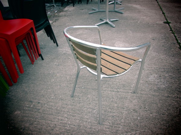Stacking Outdoor Chairs