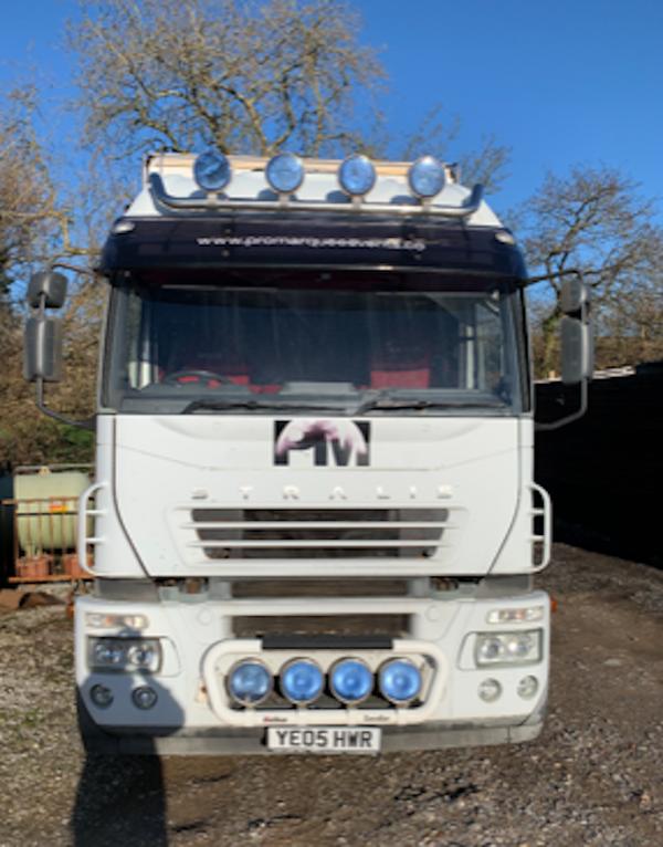 Iveco 26 Ton Lorry