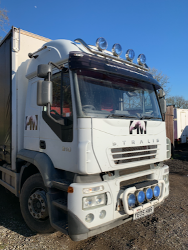 Iveco Strallis for sale