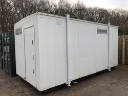 Jack leg toilet cabin for sale