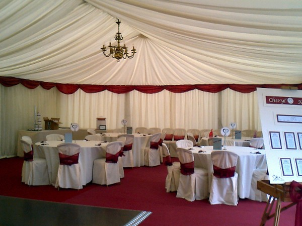 Wedding marquee business in Manchester for sale