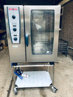 Rational CMP 10 grid, Electric Commercial Combi Oven