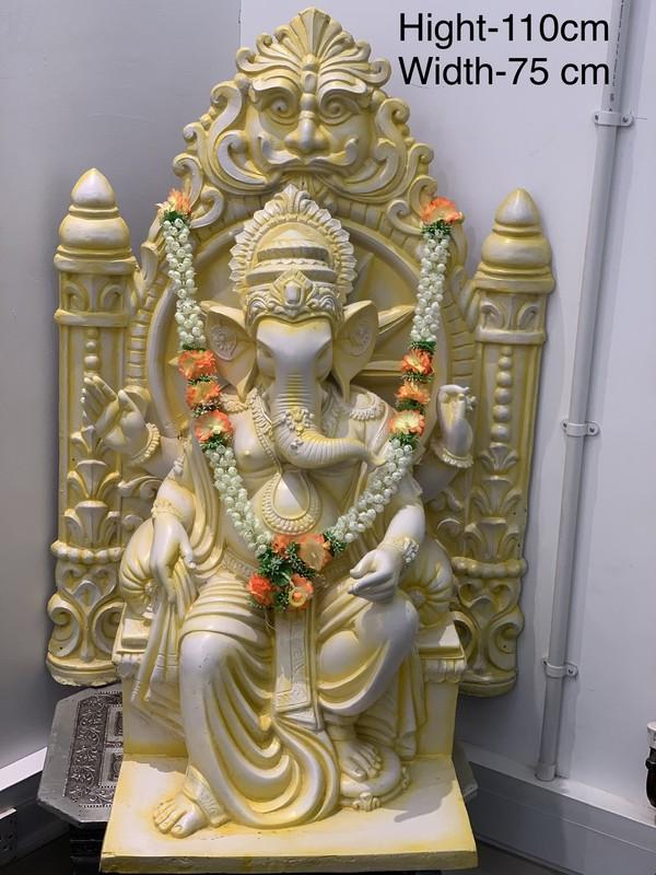 Fibreglass Ganesh Statue