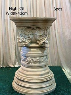 Indian Pedestal