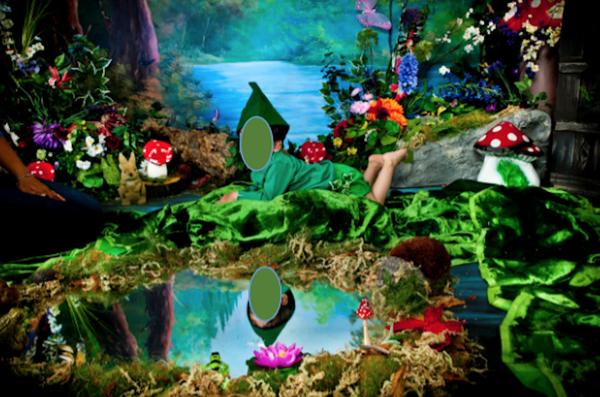 Fairy Photographic Scenery
