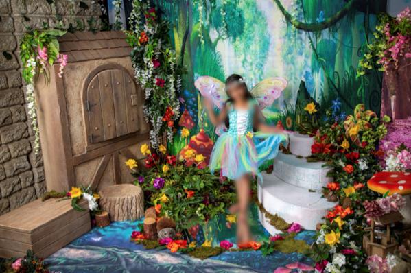 Fairy Backdrop