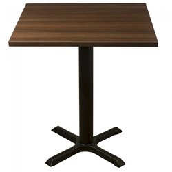 Square Walnut Table