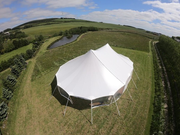 Sailcloth Tent Hire Opportunity