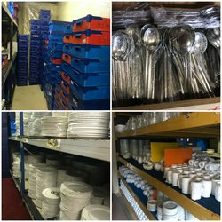 Catering Equipment hire stock