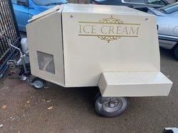 Mobile Ice cream freezer / trailer