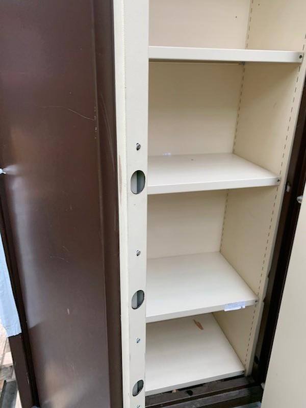 Secure locker for sale
