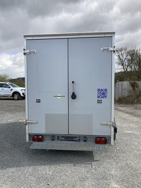 Fridge trailer