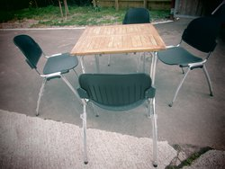 Outdoor tables for sale