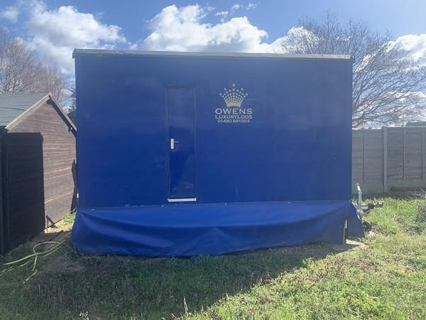 2+1 Luxury Toilet Trailer