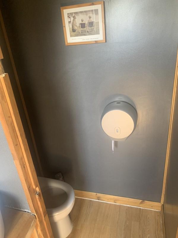Used 2+1 Luxury Toilet Trailer
