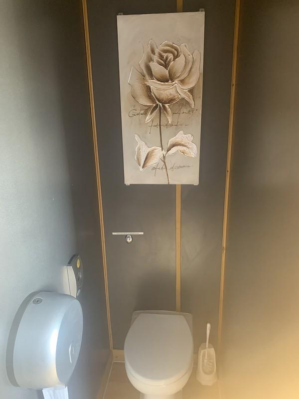 Used 2+1 Toilet Trailer