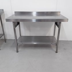 Used Stainless Table (13584)