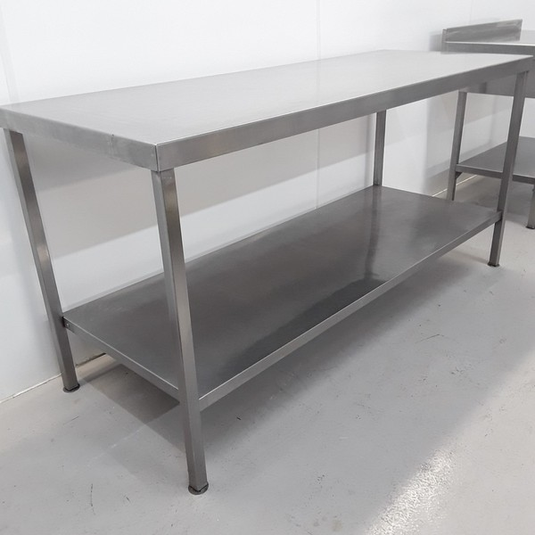 Used Stainless Steel Table