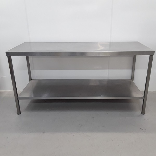 Used Stainless Table (13580)
