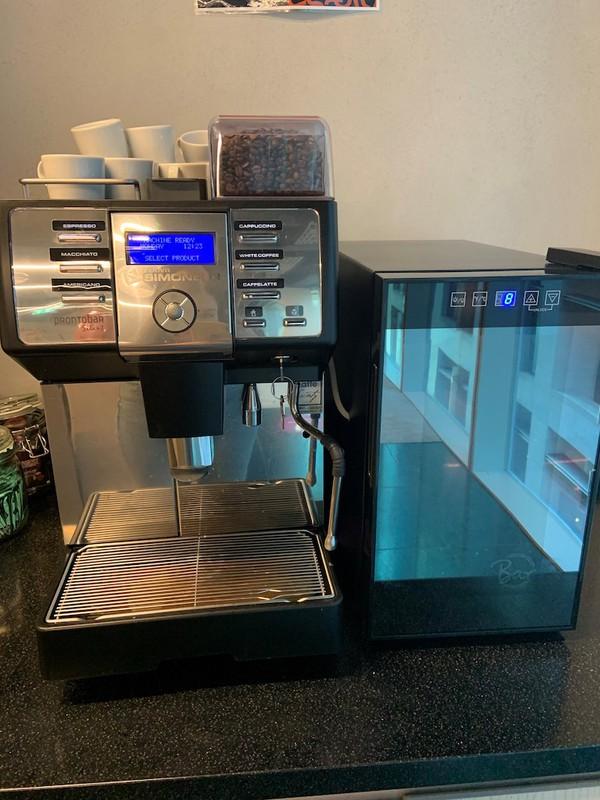 Nuova Simonelli Prontobar Bean to Cup Coffee Machine