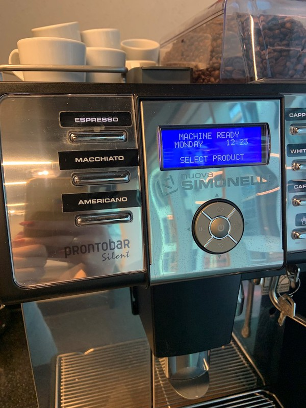 Used Bean to Cup Coffee Machine