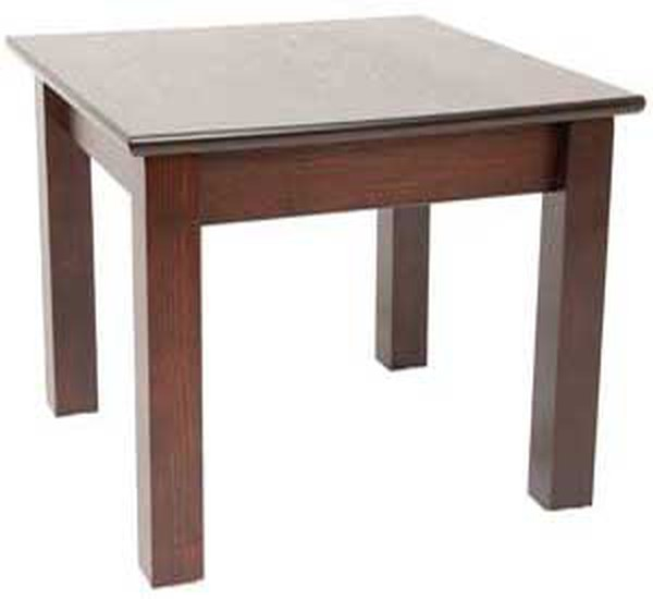 Dining Height Square Shaker Table 700 X 700