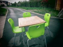 Sets of Outdoor Tables and Chairs