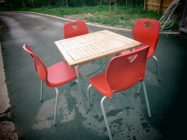 Buy Sets of Outdoor Tables and Chairs