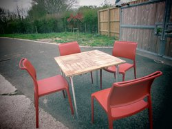 Outside Dining Furniture
