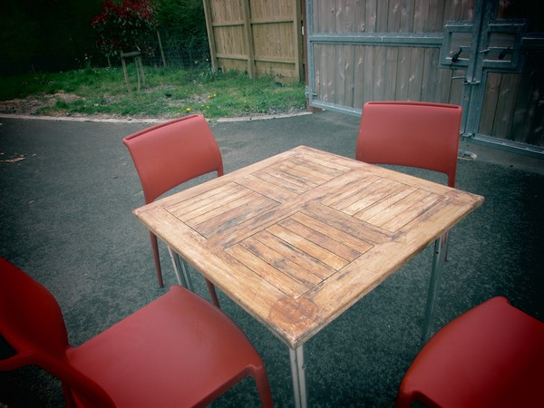 Outside Dining Furniture for sale