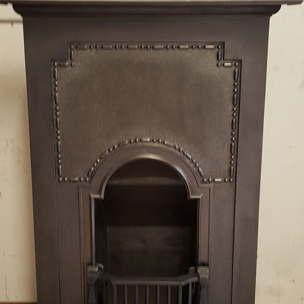 Used fireplace