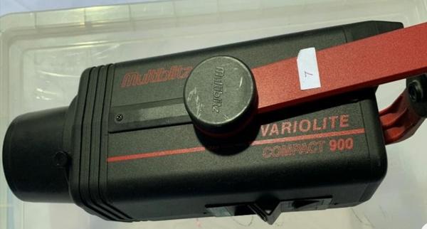Multiblitz Variolite Compact 900 studio light