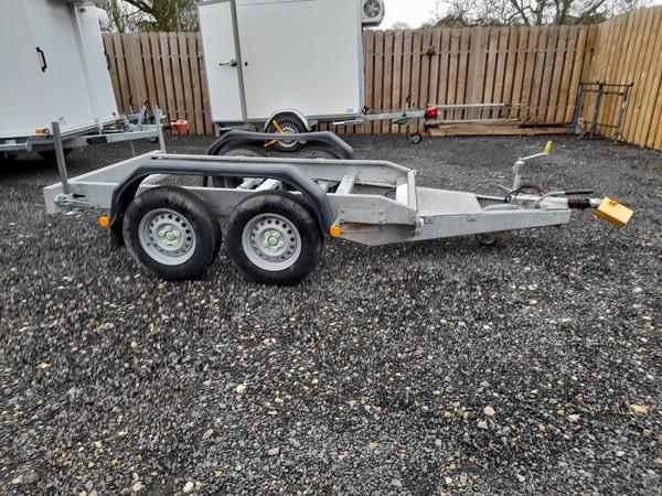 Galvanised Generator trailer for sale