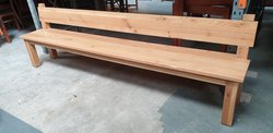 Long Oak Bench
