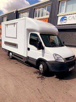 Catering Van For Sale - Middlands