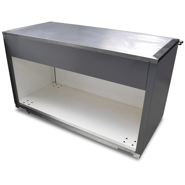 Used ambient canteen counter for sale