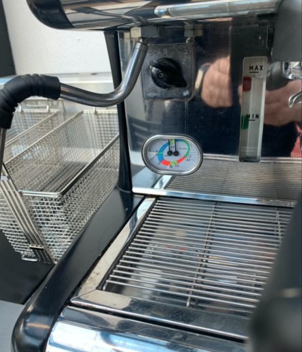 2 group scalia coffee machine
