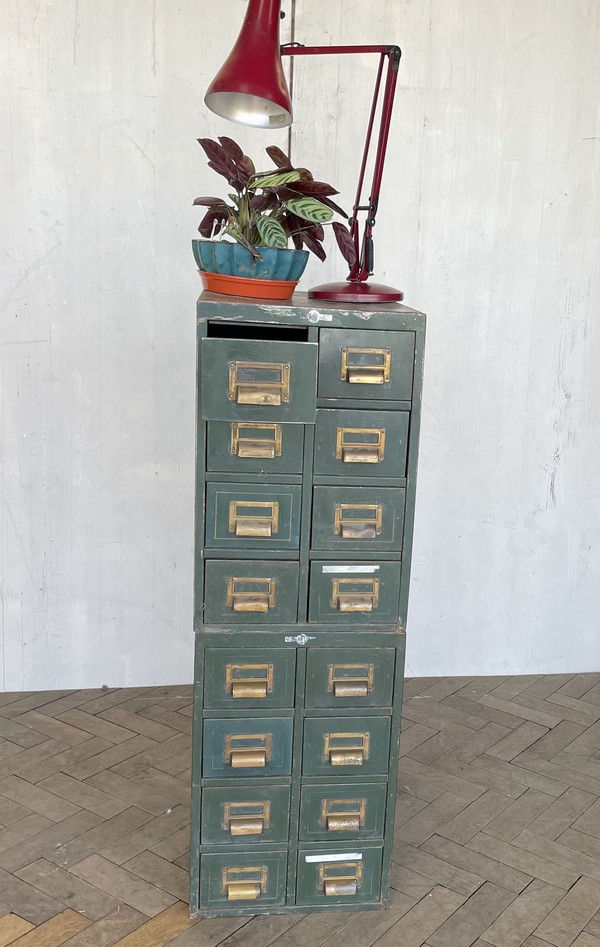 Roneo Vickers Office Index Filing Cabinets