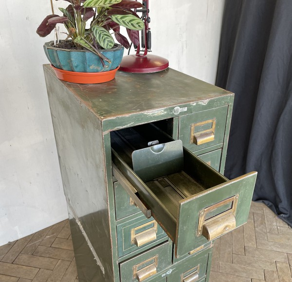 Roneo Vickers Record Keeping Index Filing Cabinets