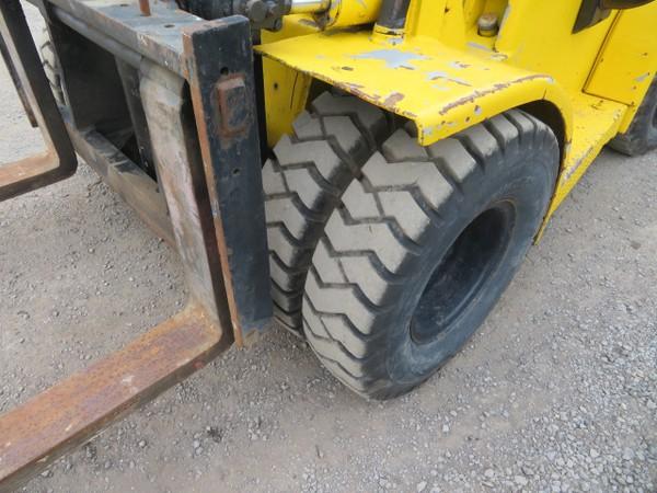 Hyster Diesel Forklift Truck for sale