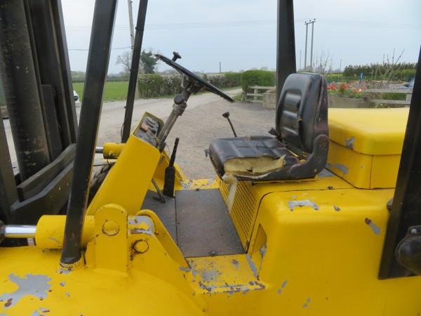 Hyster Forklift Truck