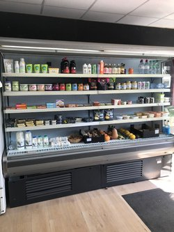 Multi deck shop fridge for sale Leeds