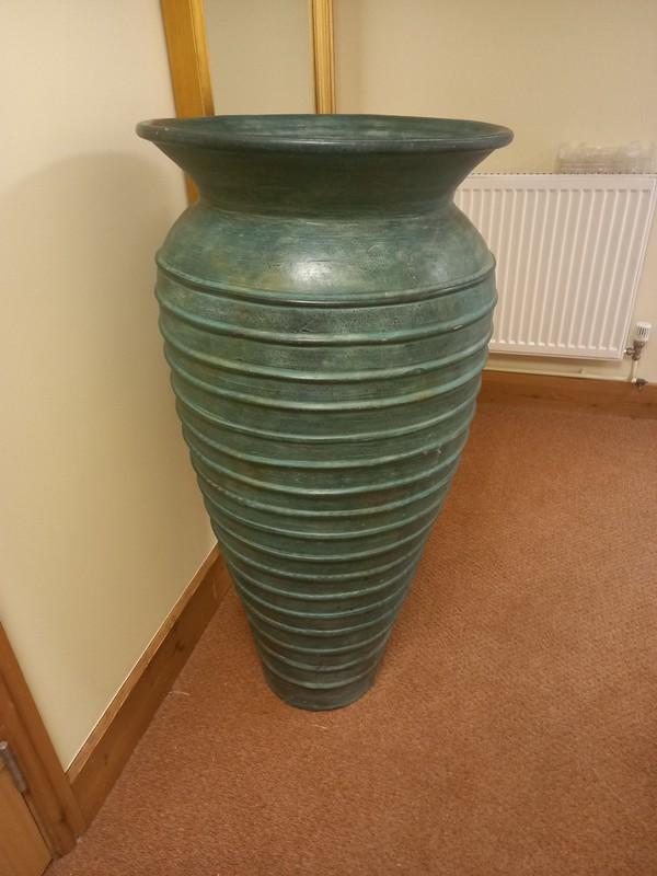 Large Ornamental Vase