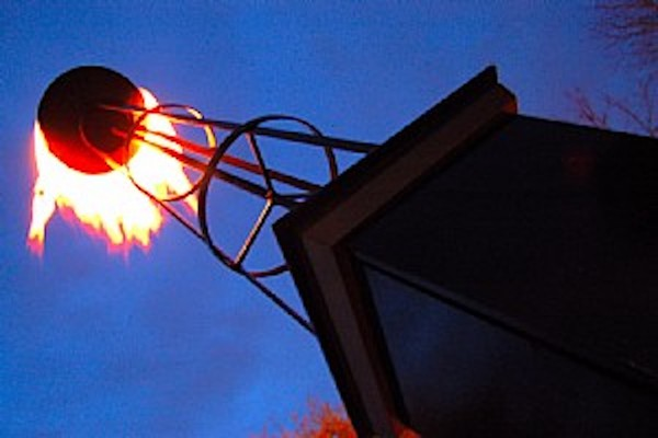 Gas Flambeaux / Flaming Torches for events