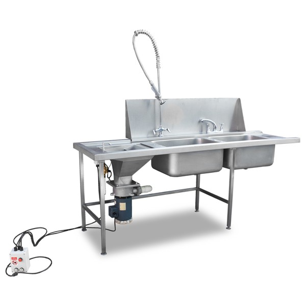Secondhand double sink for sale