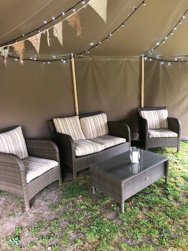 Garden marquee for sale