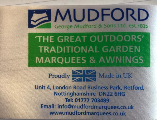 Mudfors traditional marquees for sale