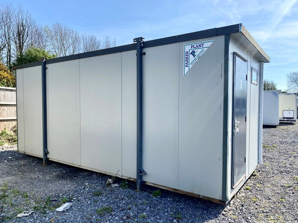 Portable male toilet cabin for sale